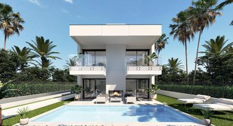 4 bedroom villa in puerto banus, marbella