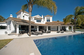 Villa with Sea Views for sale in Vega del Colorado
