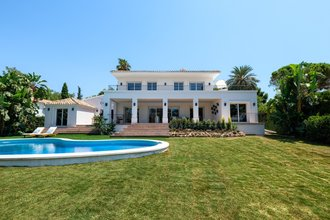 4 bedroom villa in guadalmina alta, san pedro alcantara