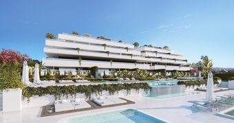 Appartement in Estepona