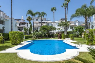 3 bedroom penthouse in nueva andalucia, marbella
