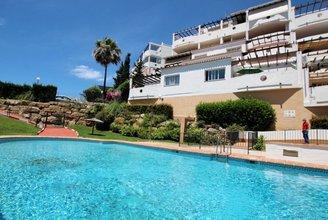2 bedroom apartment in riviera del sol, mijas