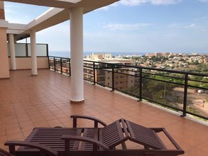3 bedroom penthouse in costa del sol, torremolinos