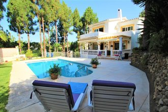 4 bedroom villa in calahonda, mijas