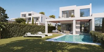 3 bedroom villa in calahonda, mijas