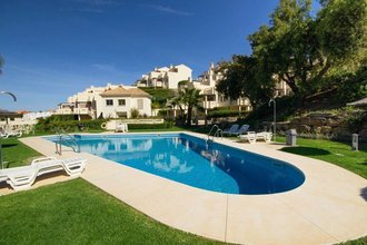 3 bedroom townhouse in cabopino, marbella