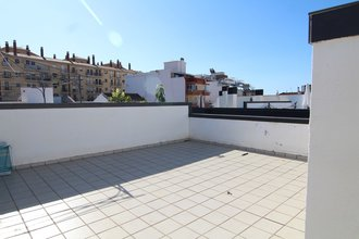 penthouse in malaga center, malaga