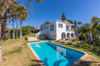 3 bedroom villa in el rosario, marbella