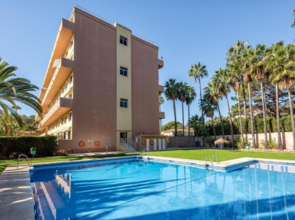 2 bedroom apartment in cabopino, marbella