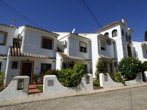 2 bedroom townhouse in costa del sol, mijas