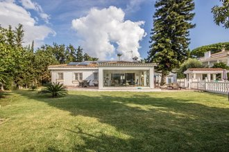 4 bedroom villa in elviria, marbella