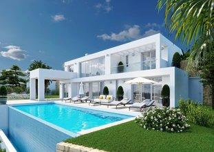 3 bedroom villa in la mairena, marbella