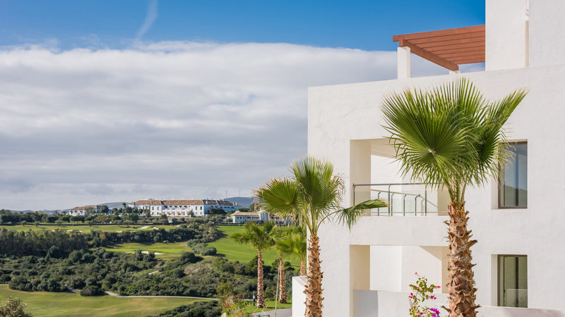 Penthouse With Sea Views For Sale In Las Terrazas De Cortesín