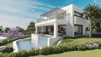 5 bedroom villa in cabopino, marbella