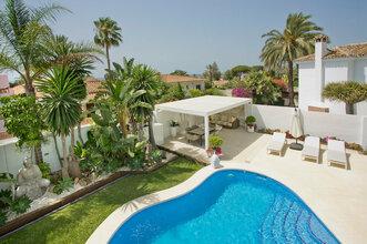 3 bedroom villa in marbesa, marbella