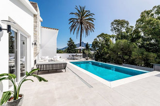 2 bedroom villa in nueva andalucia, marbella