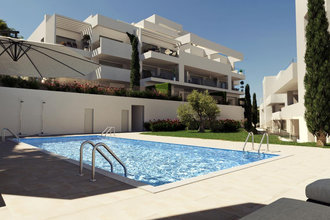 3 bedroom penthouse in estepona town, estepona