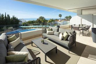 3 bedroom penthouse in sierra blanca, marbella