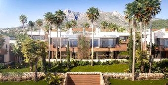 4 bedroom villa in sierra blanca, marbella