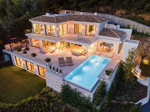 7 bedroom villa in marbella golden mile, marbella