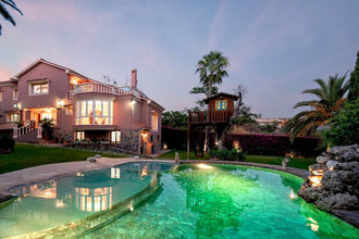 6 bedroom villa in costa del sol, marbella
