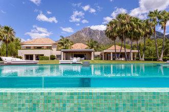 10 bedroom villa in marbella golden mile, marbella