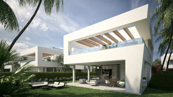 4 bedroom villa in costa del sol, marbella