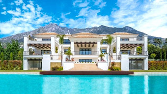 7 bedroom villa in sierra blanca, marbella