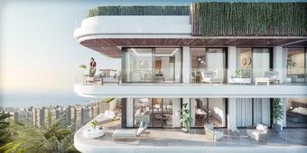 3 bedroom penthouse in fuengirola center, fuengirola