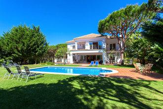 8 bedroom villa in las chapas, marbella