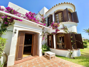 2 bedroom townhouse in costa del sol, estepona