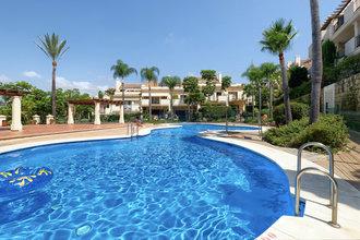3 bedroom townhouse in nueva andalucia, marbella