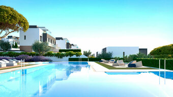 3 bedroom villa in atalaya, estepona