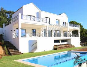 4 bedroom villa in monte mayor, benahavis