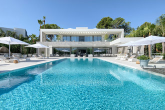 9 bedroom villa in nueva andalucia, marbella