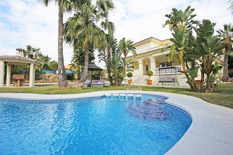 7 bedroom villa in costa del sol, marbella