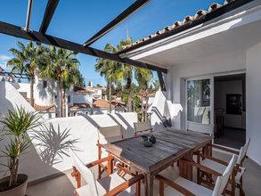 2 bedroom penthouse in nueva andalucia, marbella
