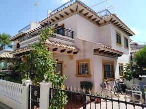 2 bedroom villa in playa flamenca, orihuela costa