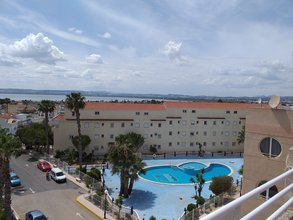 3 bedroom apartment in el chaparral, torrevieja