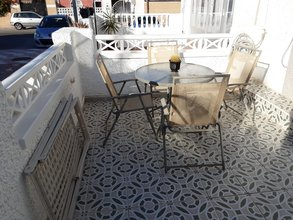 townhouse in el chaparral, torrevieja