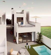 3 bedroom villa in costa del sol, lo pagan