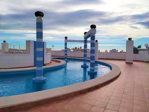 2 bedroom apartment in costa del sol, torrevieja