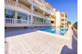 3 bedroom apartment in playa flamenca, orihuela costa