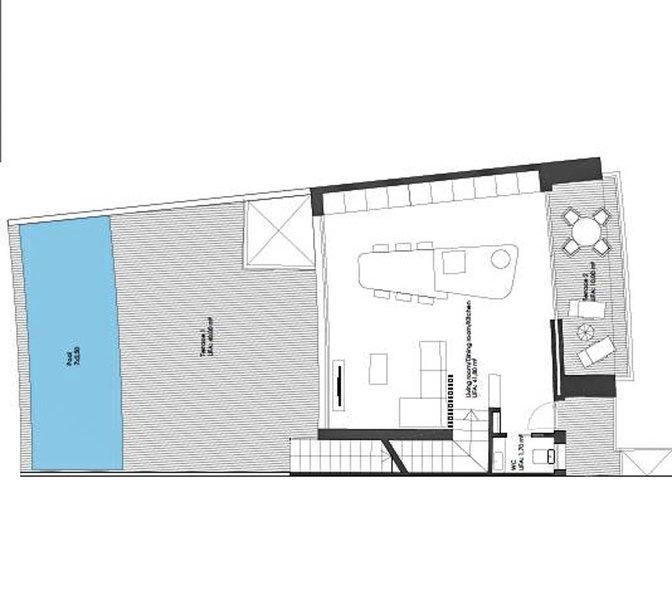 3 Bed 2 Bath Apartment For Sale In Ciudad Quesada Sapp 1586