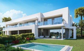 3 bedroom villa in guadalmina alta, san pedro alcantara