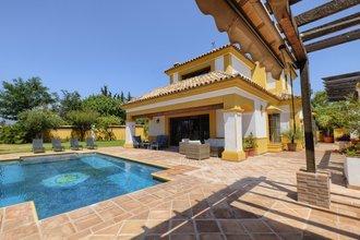 5 bedroom villa in valle del sol, san pedro alcantara