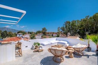 4 bedroom villa in san pedro playa, san pedro alcantara