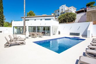 5 bedroom villa in la cala de mijas, mijas