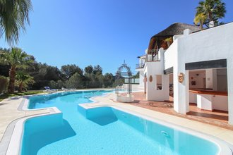 3 bedroom townhouse in costa del sol, istan