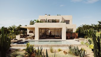 5 bedroom villa in los monteros, marbella